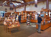 Winkels en showrooms