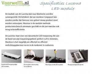 Lucerna-informatie-LED-module